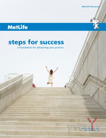 Steps for Success - Cover