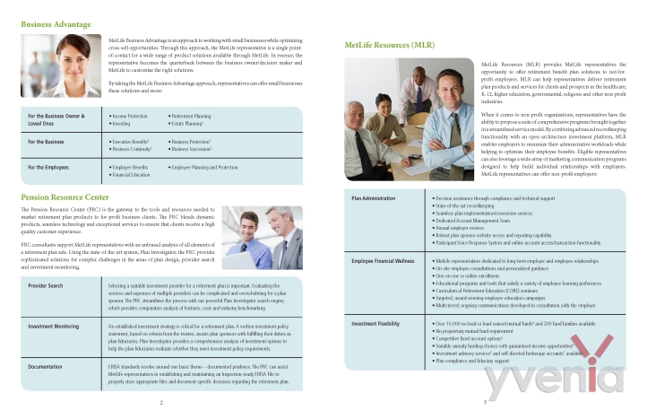 Workplace Initiatives - Inside Pages (Spread)