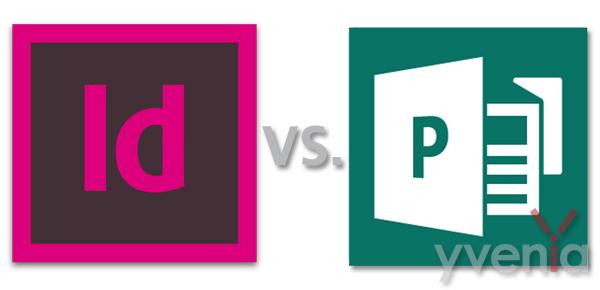Adobe Indesign Vs Microsoft Publisher The Great Debate