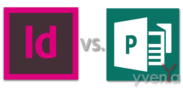 adobe indesign vs microsoft publisher the great debate